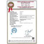 Turkish Standards Institute Halal Conformity Certificate