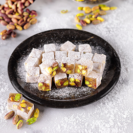 Double Roasted Turkish Delights