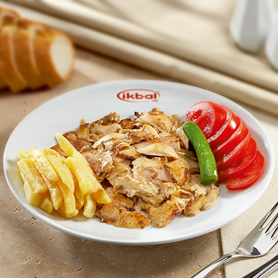 Chicken Doner Kebab Portion